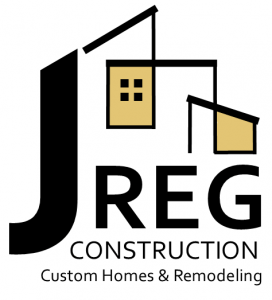 JREG Construction Logo